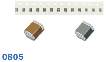 0805 конденсаторы
