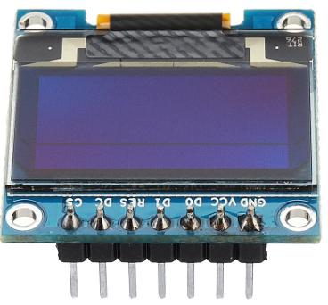 OLED SSD1306 (0.96)